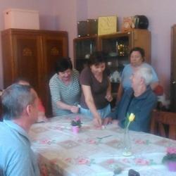 Denní život seniorů